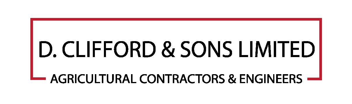 D.Clifford & Sons Ltd Logo PNG
