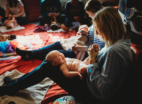 Baby Massage Could Change The World!