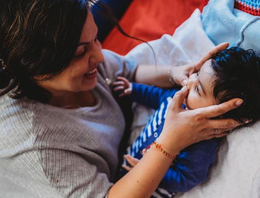Bonding Through Massage
