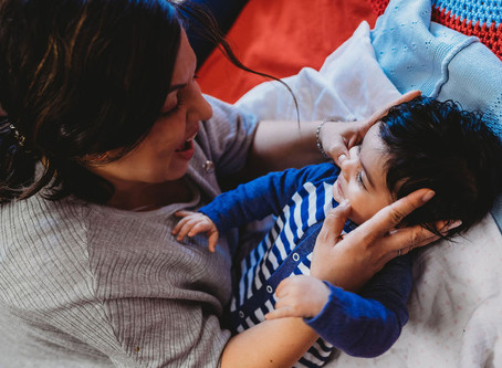 Why We're Not Taking Baby Massage Online
