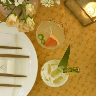 Cocktails for Dinner