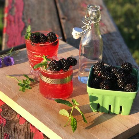 Mixed Berry Bramble