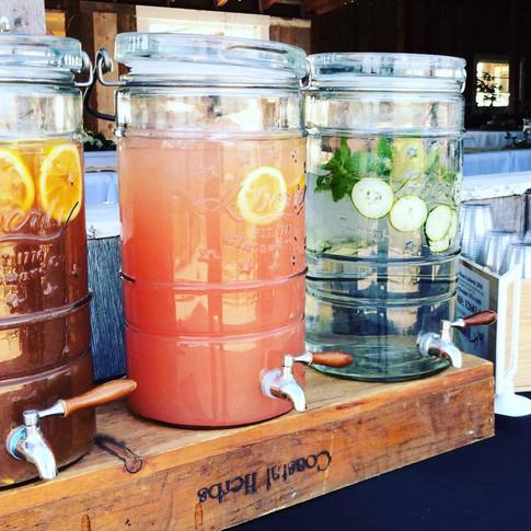 Spring Refreshment Station