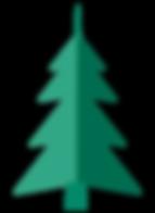 Falt-Weihnachtsbaum