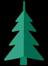 Folding Kerstboom