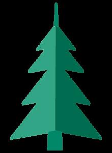 Folding Christmas Tree