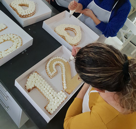 סדנת עוגת מספרים - יום הולדת
