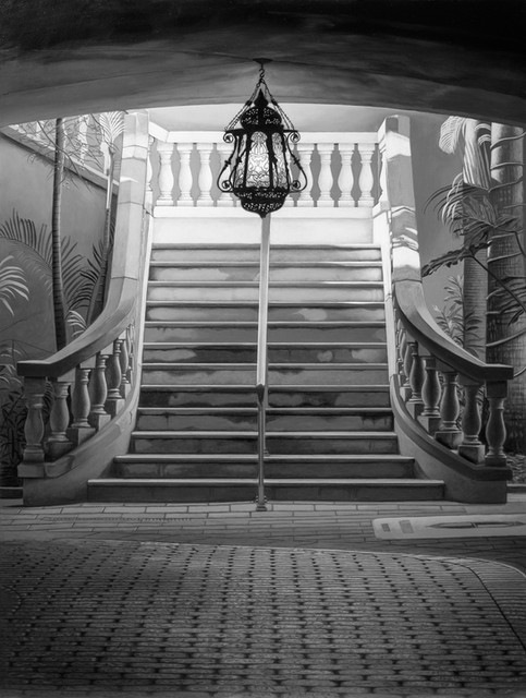 St. Augustine Staircase