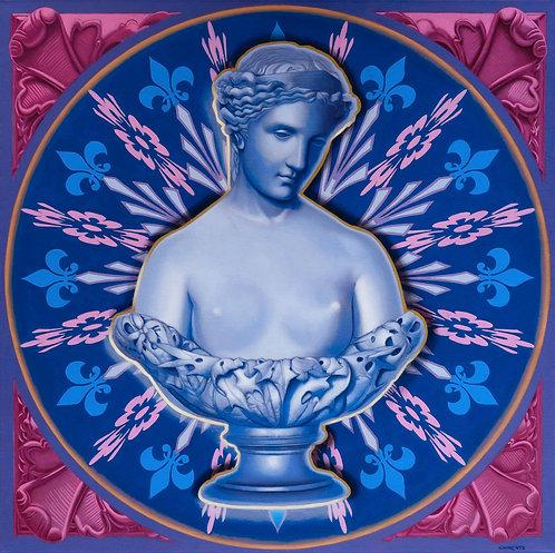 Greek sculpture realist painting