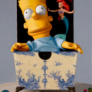 Bart in the Box