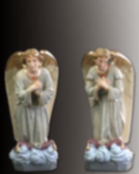 adoring tabernacle angels