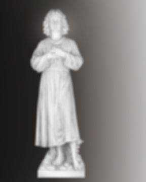 christ child statue