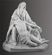 pieta statue lifesize