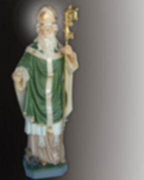 patrick statue