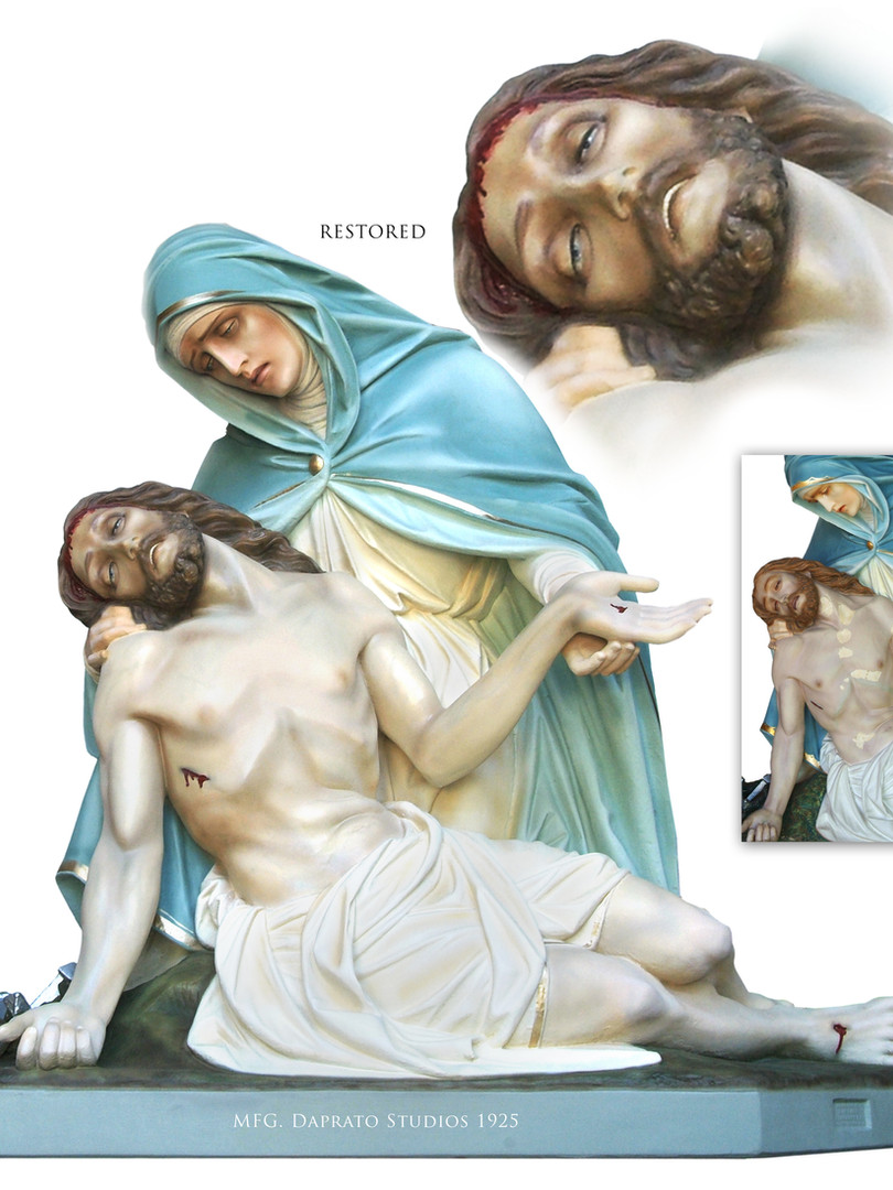 Statue of Pieta