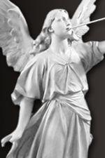 altar trumphet angel
