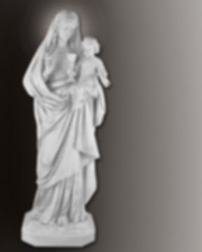 our lady of teh blessed sacrament