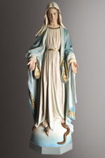 mother of grace statue