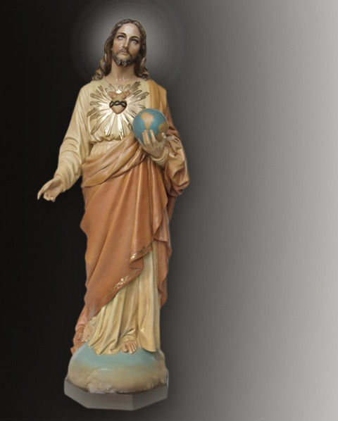 king of heaven christ the king statue