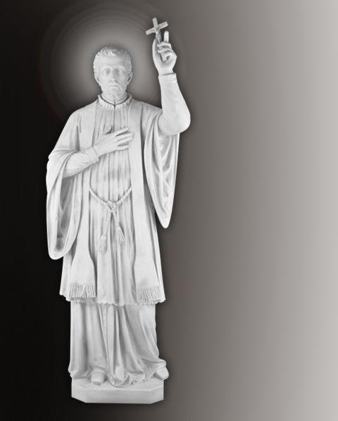 saint francis xavier statue