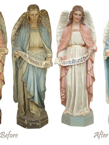 Standing Angels