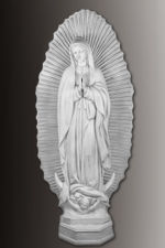 our lady bof quadaloupe statue