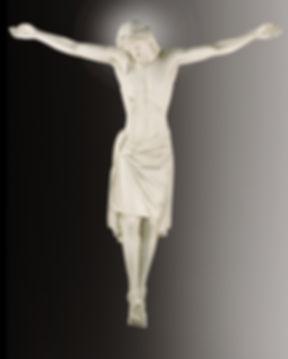 statue for crucifix