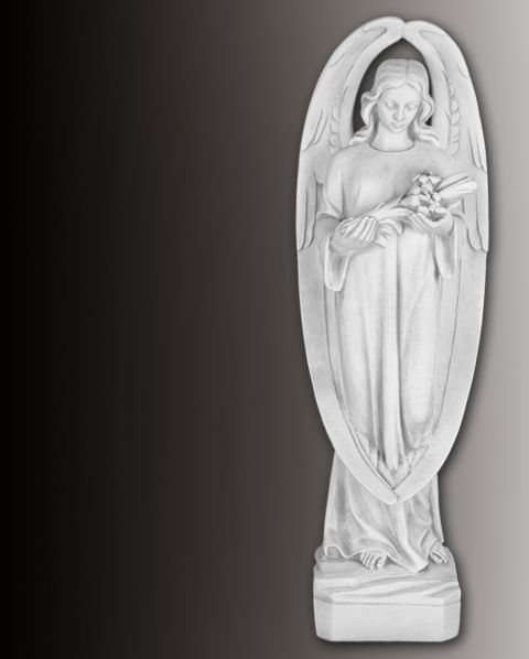 angel monument statue