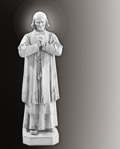 saint john vianney statue