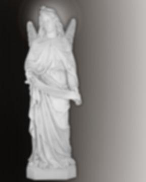 saint gabriel statue