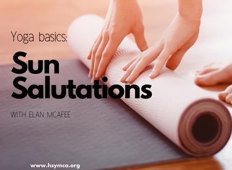Learn Yoga: Sun Salutations
