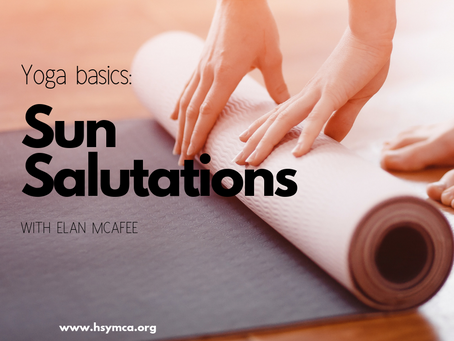 Learn Yoga: Sun Salutations