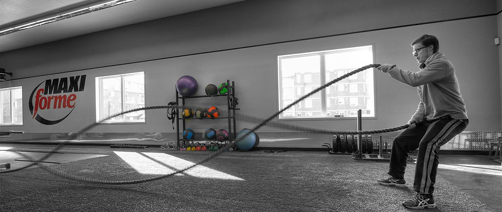 Section Crossfit