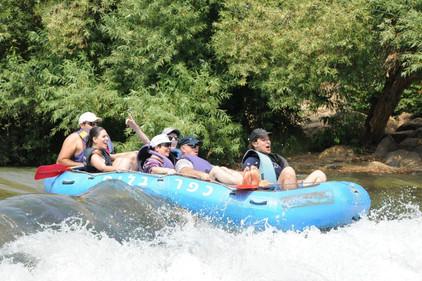 Down the Jordan River