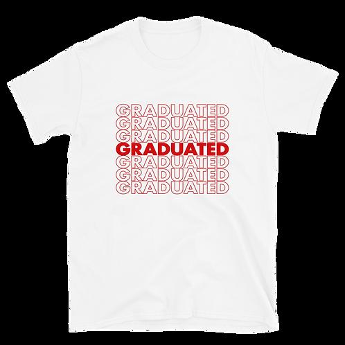 GRADUATED - Short Sleeve T-Shirt