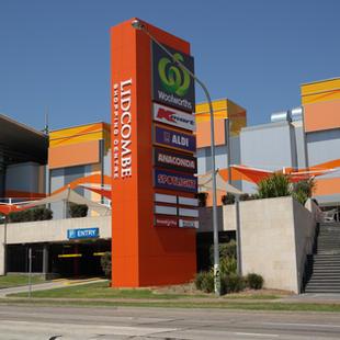 Lidcombe Shopping Centre - Sydney