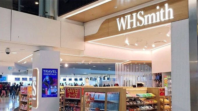 WH Smith - Sydney Airport