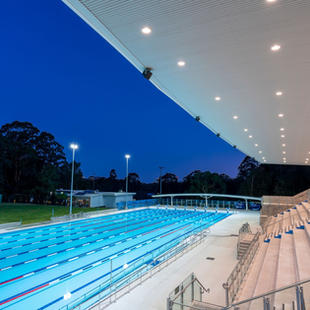 Lane Cove Aqua Centre - Sydney