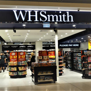 WH Smith - Perth Airport