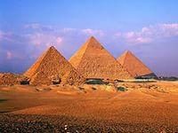 Пирамиды Египа