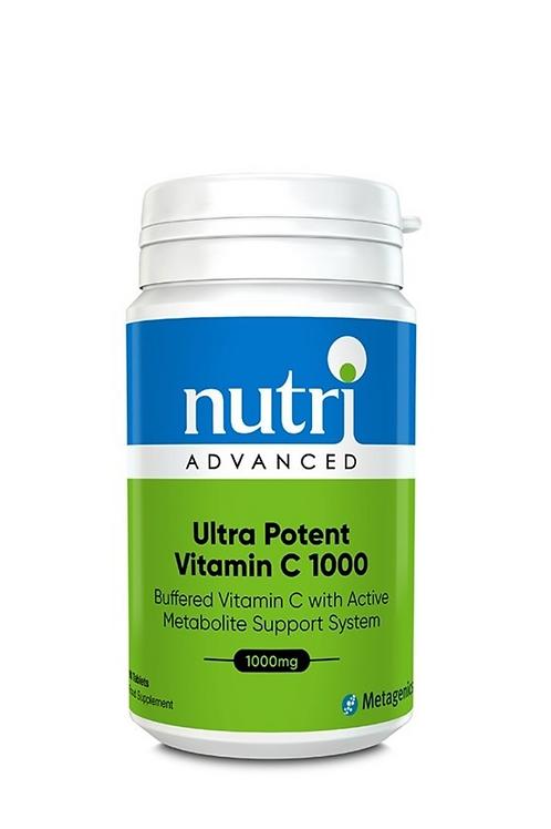 Ultra Potent Vitamin C (90 Tabs)