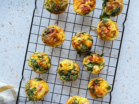 Eggy Breakfast Muffins!