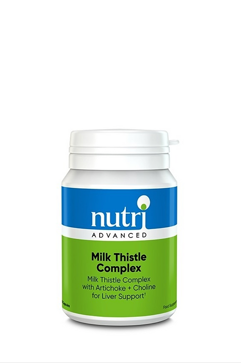 Milk Thistle Complex (60 Caps)