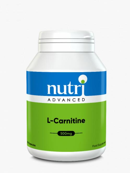 L-Carnitine (60 Capsules)