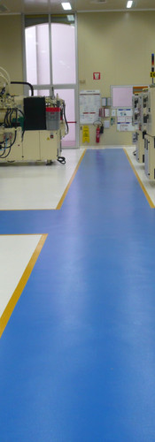 self leveling epoxy cover