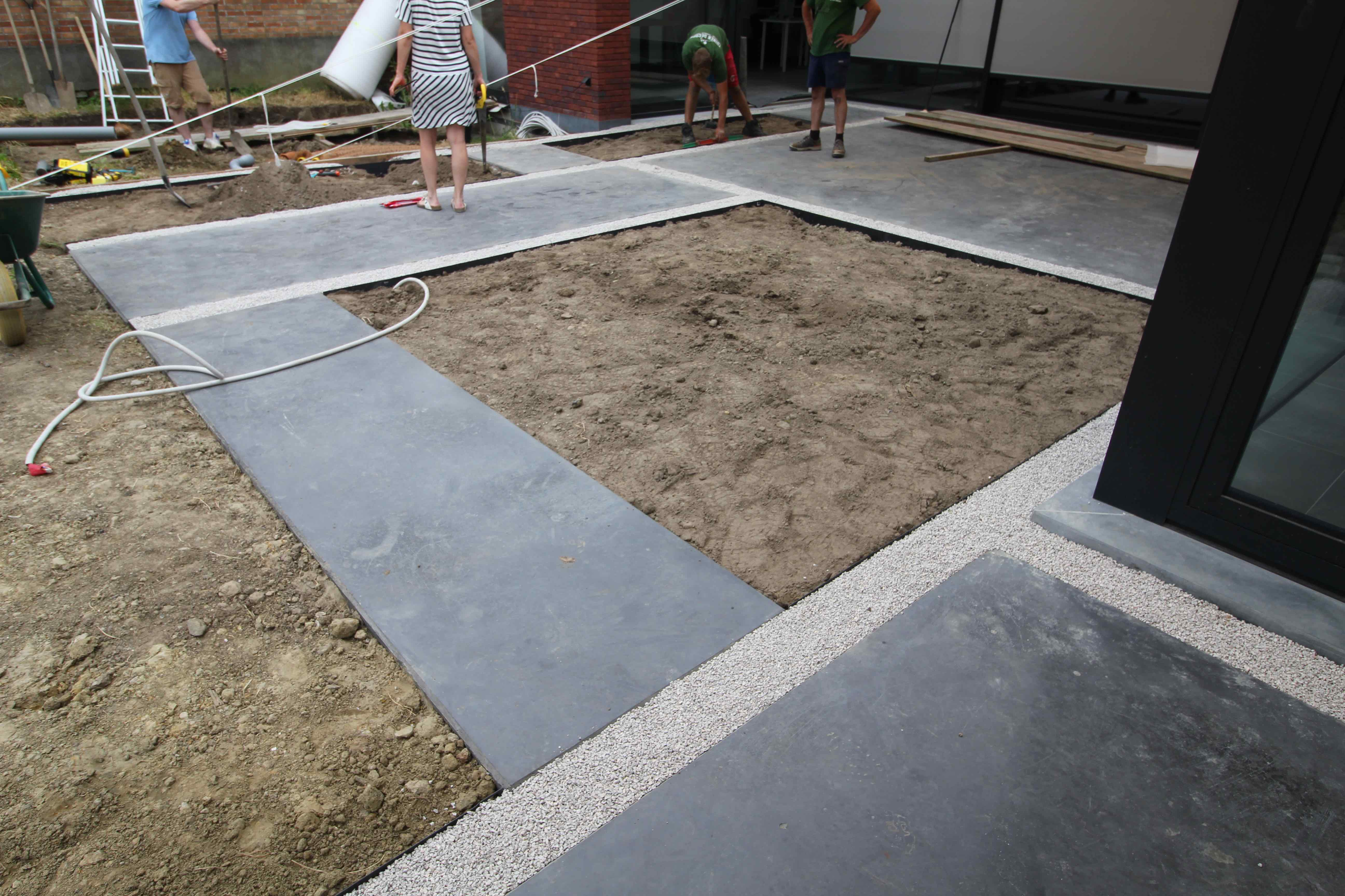 grind en beton