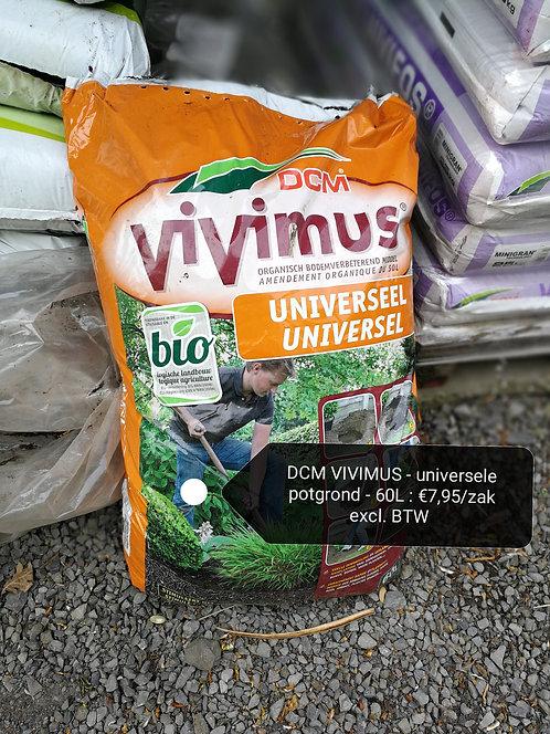 DCM VIVIMUS - UNIVERSELE POTGROND 60L