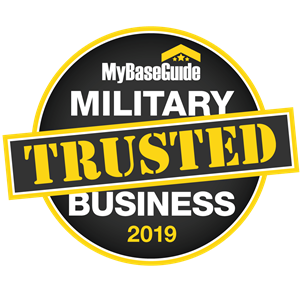MyBaseGuide TRUSTED Military Business 2019