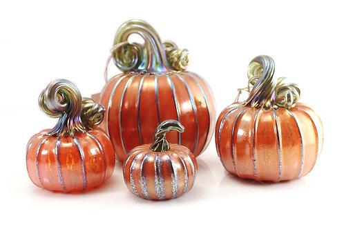 Orange Pumpkin set