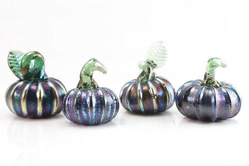 Baby fumed pumpkin set